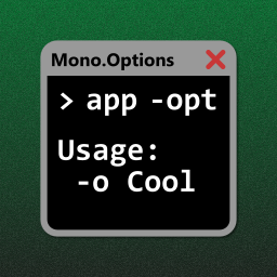 Mono.Options icon