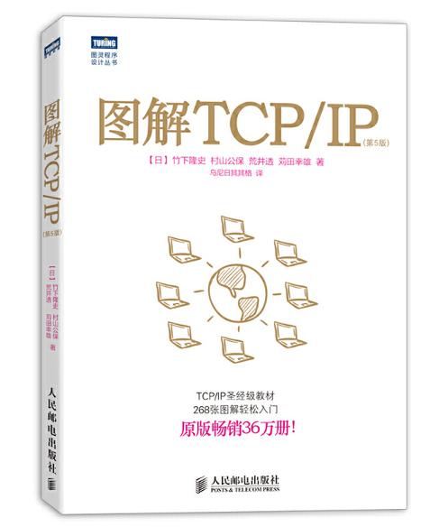 《图解 TCP/IP》