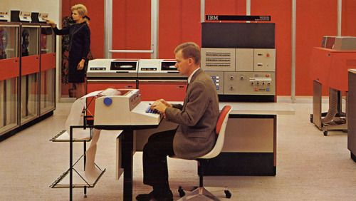 ibm 1960s | Ibm, Old computers