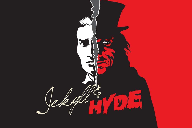 极客中心-Jekyll & Hyde-宣传海报