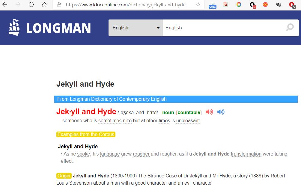 极客中心-朗文词典Jekyll