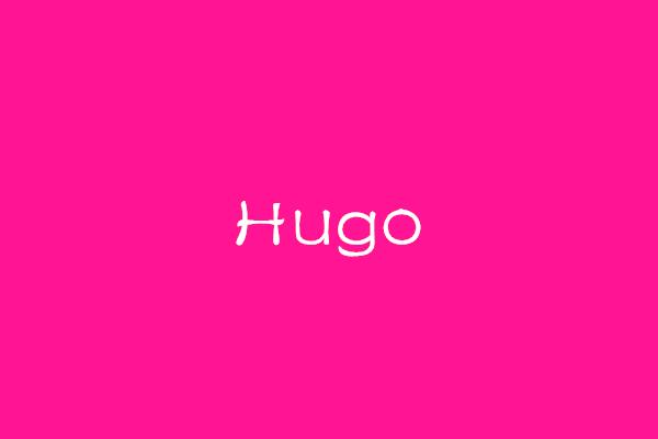 Hugo简单搭建博客