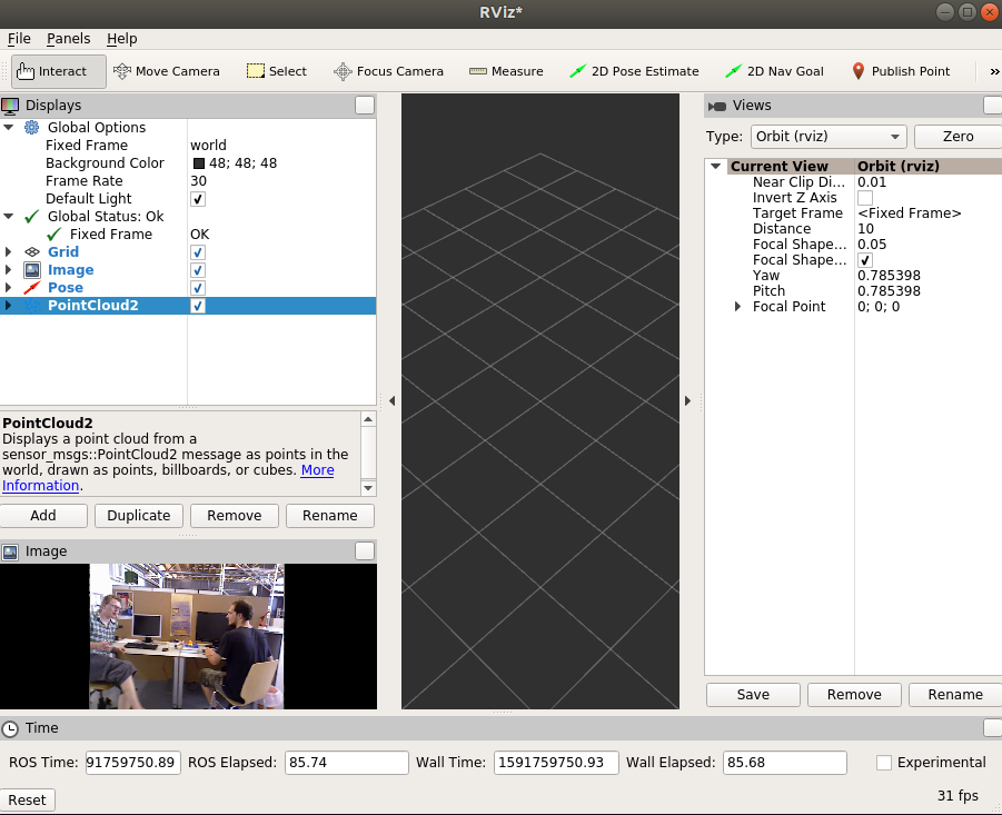 Docker: QStandardPaths: XDG_RUNTIME_DIR not set, defaulting to '/tmp/runtime-root'