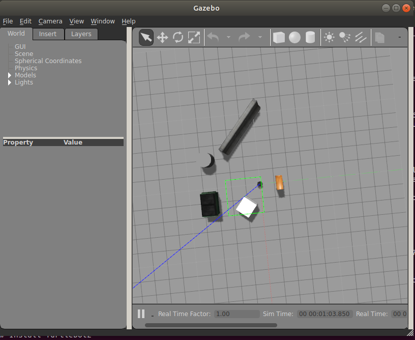 Turtlebot: Turtlebot development environment 开发环境搭建