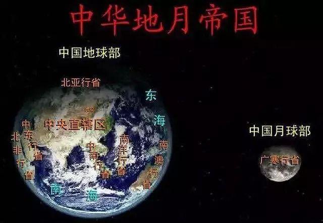 中华地月帝国