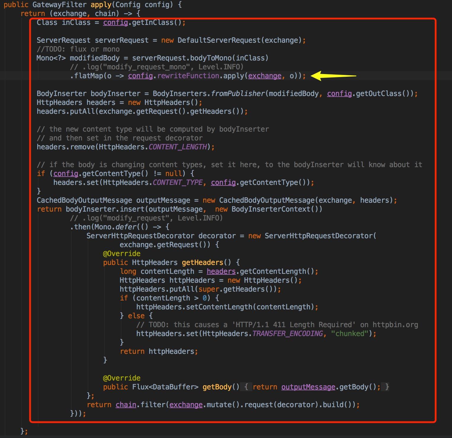 ModifyRequestBodyGatewayFilterFactory