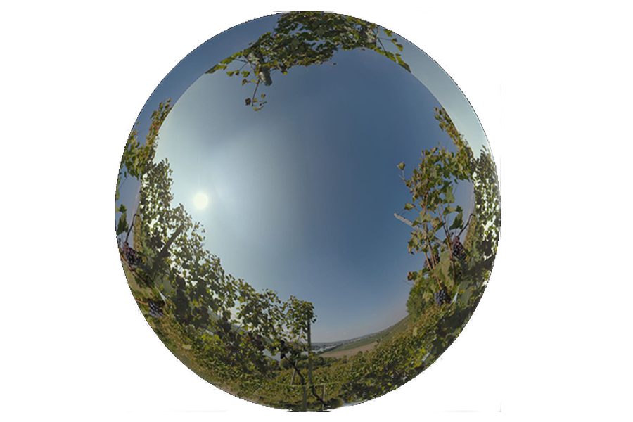 OpenCV 鱼眼相机模型投影关系