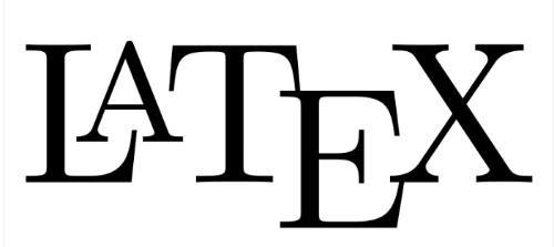 latex常用语法