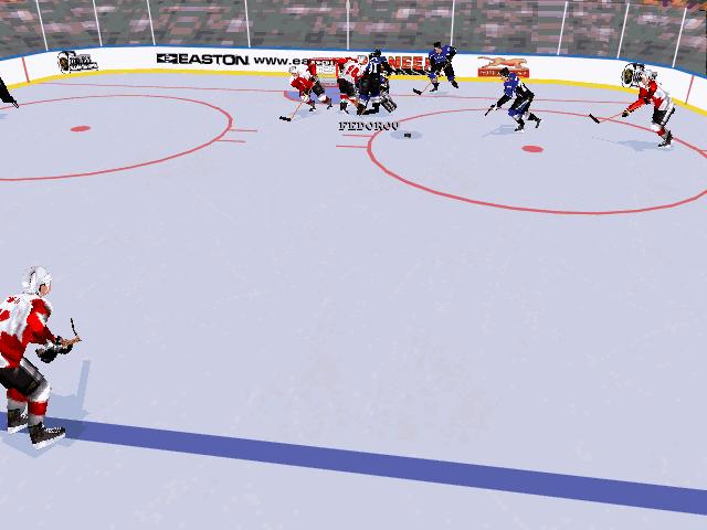 冰球联赛97的封面