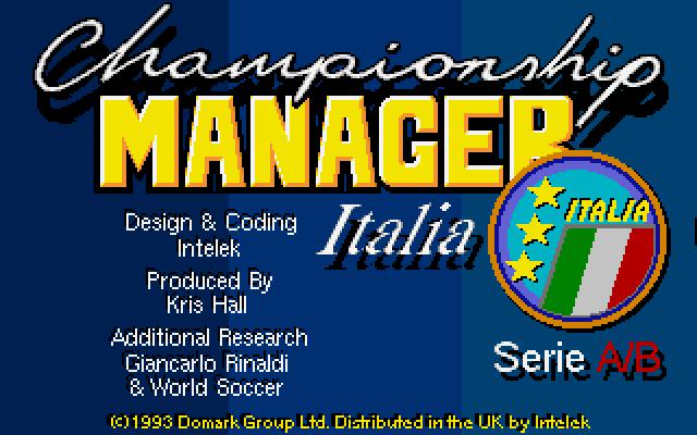 意大利足球经理的封面