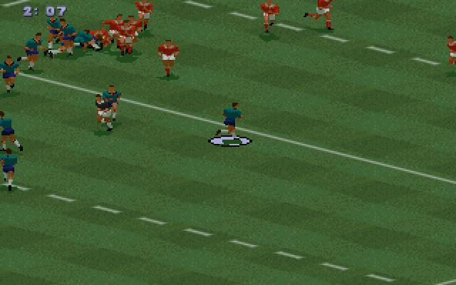 橄榄球世界杯95的封面
