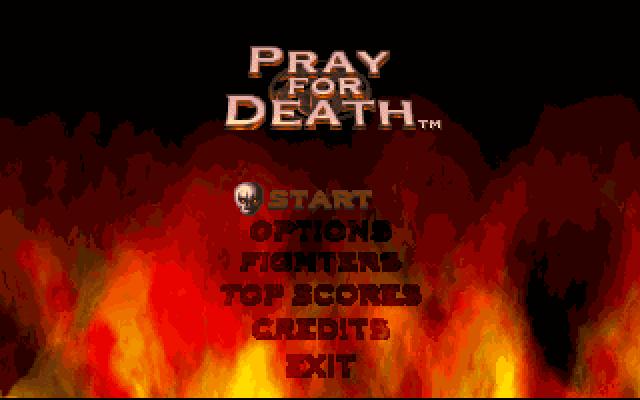 死亡祷告的封面