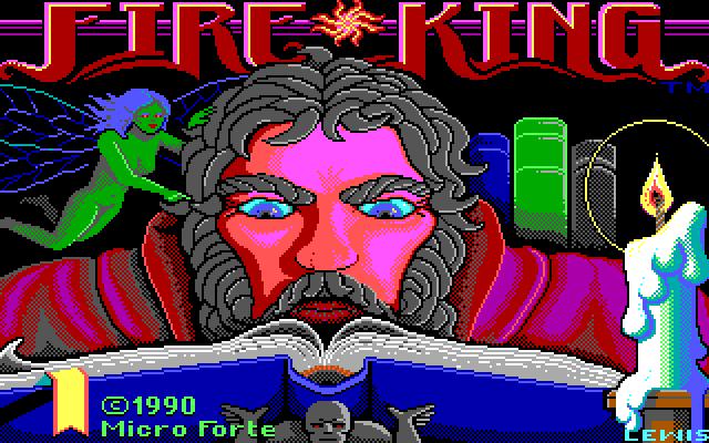火焰之王的封面