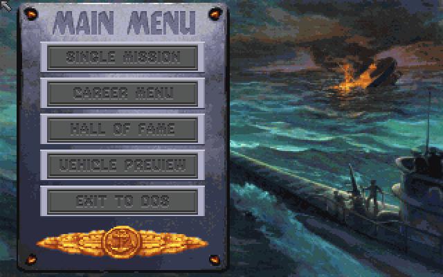 王牌潜艇+资料片的封面