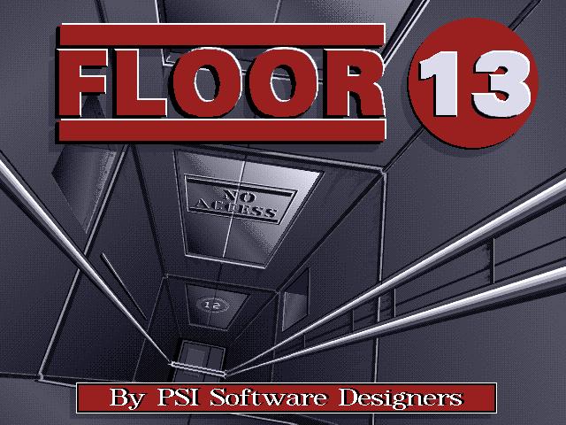 第13楼的封面