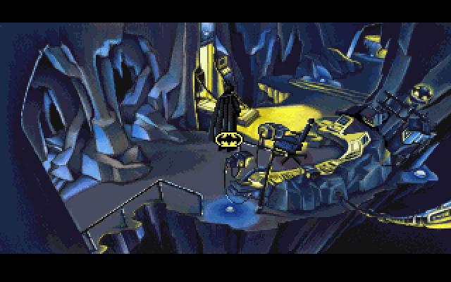 蝙蝠侠归来的封面