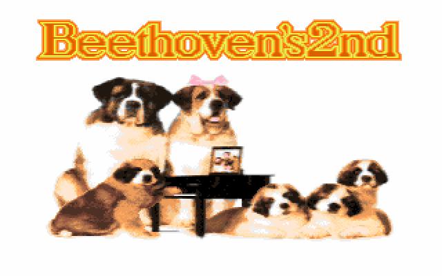 贝多芬二世犬的封面