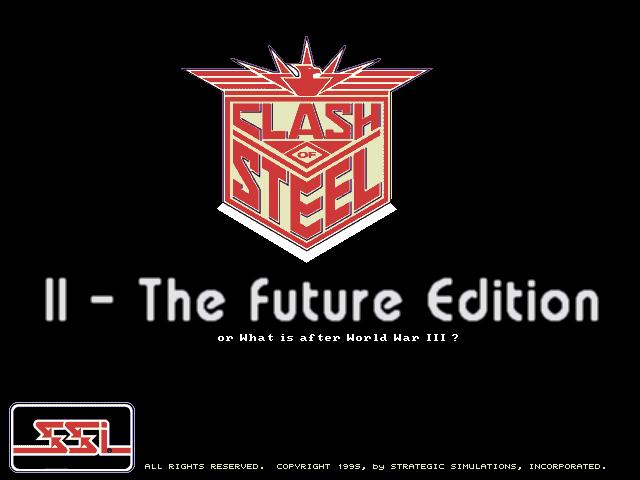 钢铁冲突未来版的封面