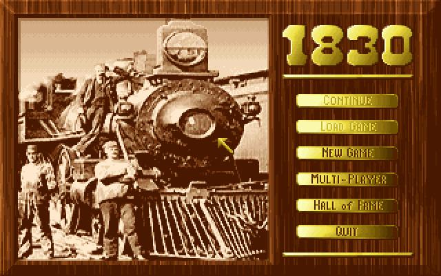 1830铁路公爵的封面