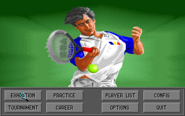4D网球的封面