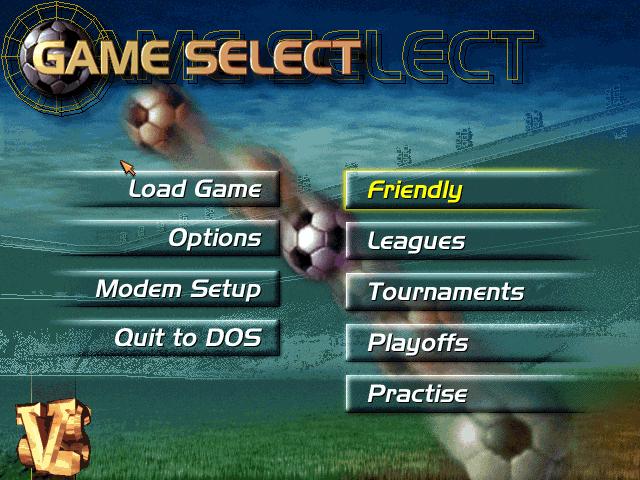 FIFA1996的封面