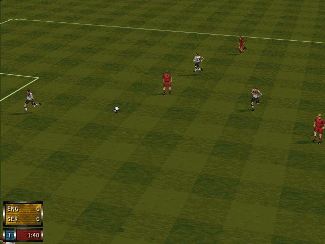 FIFA97的封面