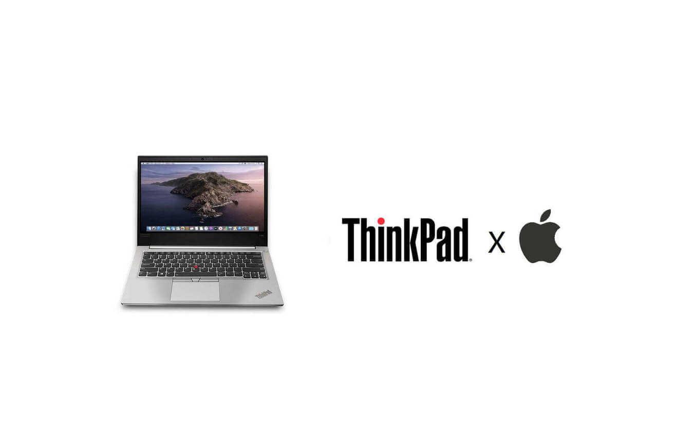 ThinkPad E480 完美黑苹果 OpenCore EFI 分享