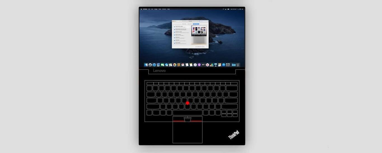ThinkPad 黑苹果触控板和小红点驱动方式
