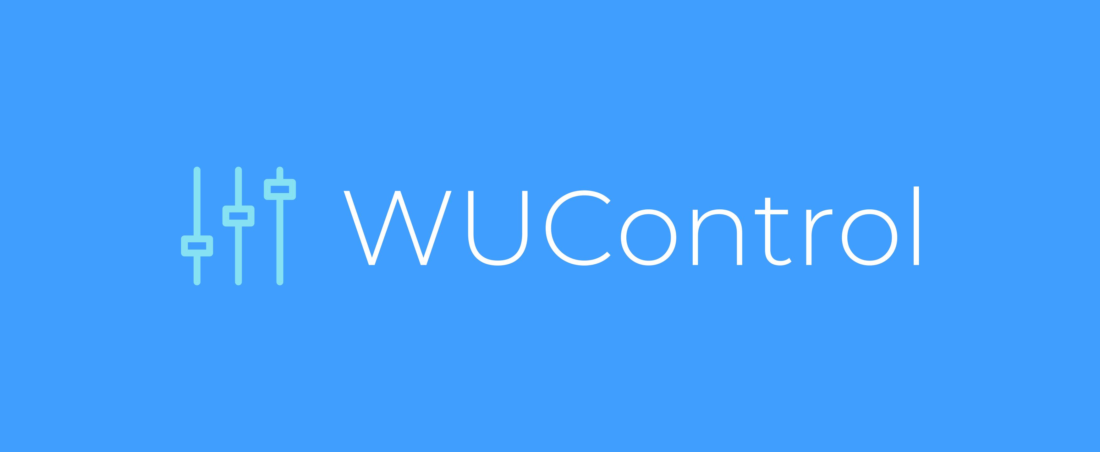 WUControl - Windows 更新设置工具