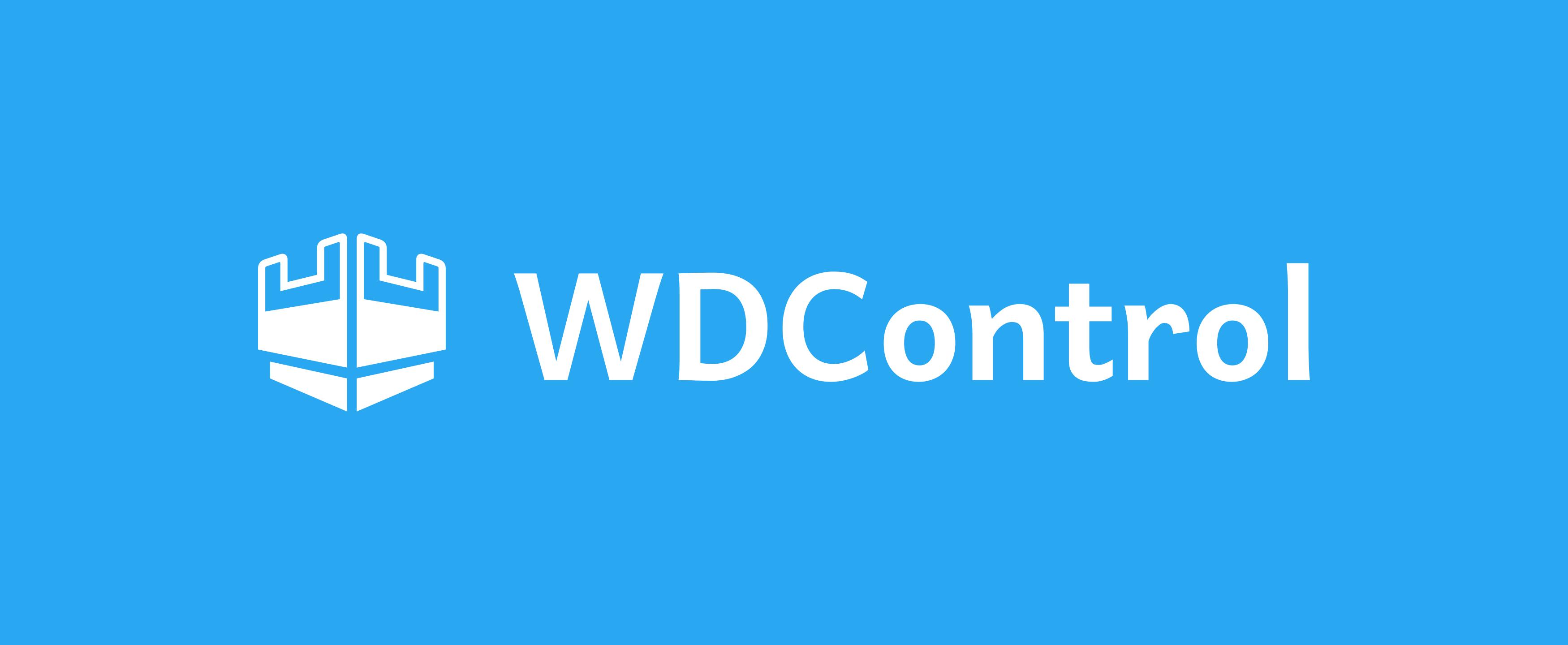 WDControl - Windows Defender 状态设置工具