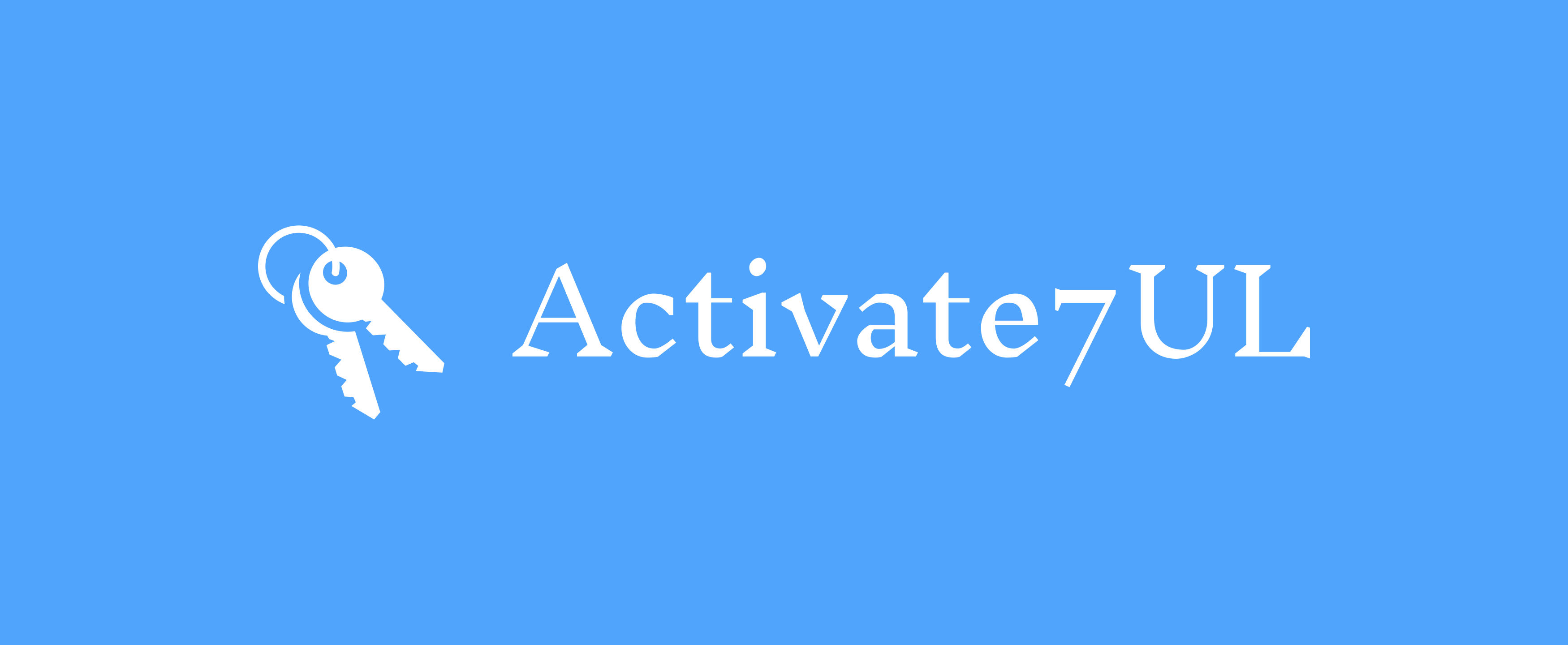 Activate7UL - Win7 Legacy/UEFI/VL 激活方案