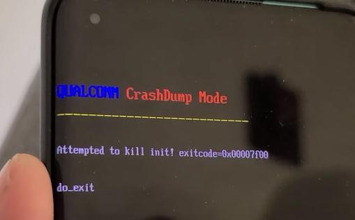 """QualComm CrashDump Mode"""